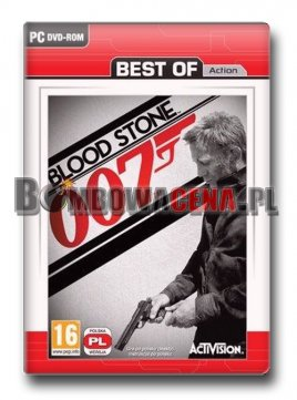 007: Blood Stone [PC] PL, Best of