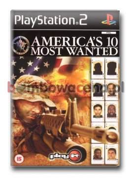 America\'s 10 Most Wanted [PS2]
