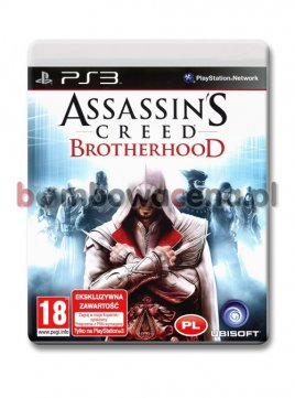 Assassin\'s Creed: Brotherhood [PS3]