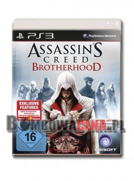 Assassin\'s Creed: Brotherhood [PS3] Special Edition