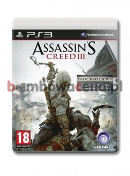 Assassin\'s Creed III [PS3] PL