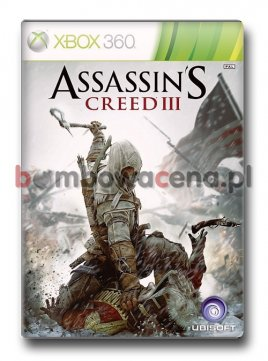 Assassin\'s Creed III [XBOX 360] PL