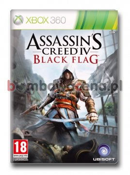 Assassin\'s Creed IV: Black Flag [XBOX 360]