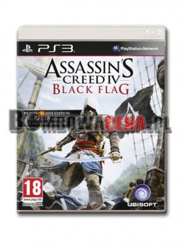 Assassin\'s Creed IV: Black Flag [PS3] PL