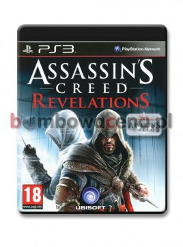 Assassin\'s Creed: Revelations [PS3] PL