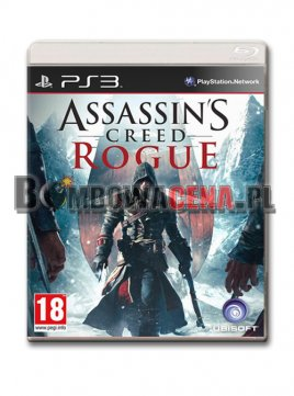 Assassin\'s Creed: Rogue [PS3] PL