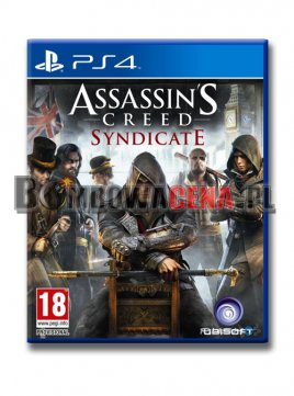Assassin\'s Creed: Syndicate [PS4] PL