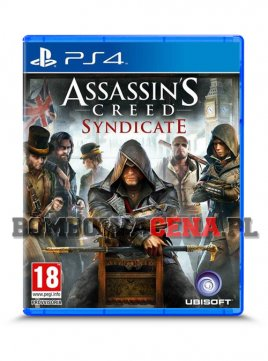 Assassin's Creed: Syndicate [PS4] PL