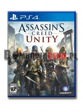 Assassin\'s Creed: Unity [PS4] PL, NOWA