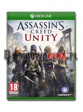Assassin\'s Creed: Unity [XBOX ONE] PL, NOWA