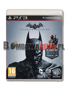 Batman: Arkham Origins [PS3] PL