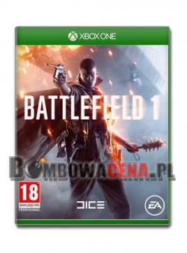 Battlefield 1 [XBOX ONE] PL