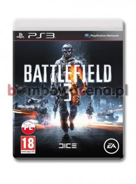 Battlefield 3 [PS3] PL