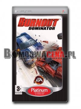 Burnout Dominator [PSP] Platinum