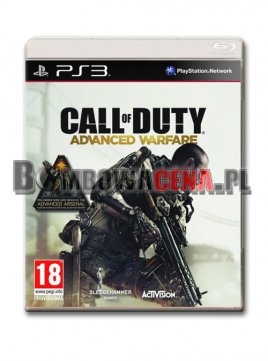 Call of Duty: Advanced Warfare [PS3] PL