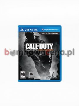 Call of Duty: Black Ops Declassified [PS Vita] PL