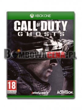 Call of Duty: Ghosts [XBOX ONE] NOWA