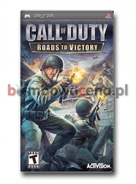 Call of Duty: Roads to Victory [PSP]