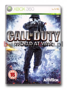 Call of Duty: World at War [XBOX 360]