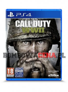 Call of Duty: WWII [PS4] PL