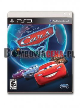 Disney Pixar Auta 2 [PS3] PL