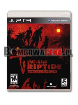 Dead Island Riptide [PS3] PL, Special edition