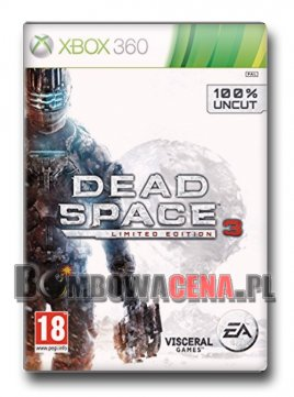 Dead Space 3 [XBOX 360] Limited Edition