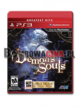 Demon\'s Souls [PS3] GOTY, Greatest Hits