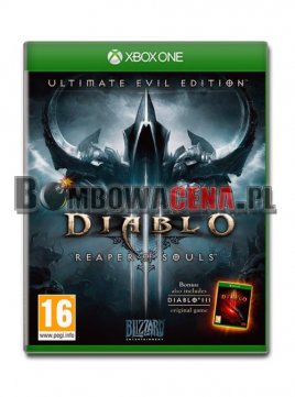 Diablo III: Reaper of Souls - Ultimate Evil Edition [XBOX ONE] PL