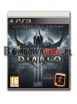 Diablo III: Reaper of Souls - Ultimate Evil Edition [PS3] PL
