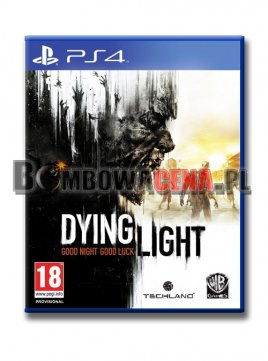 Dying Light [PS4] + DLC, PL, NOWA