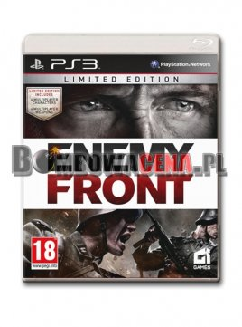 Enemy Front [PS3] PL, Limited Edition