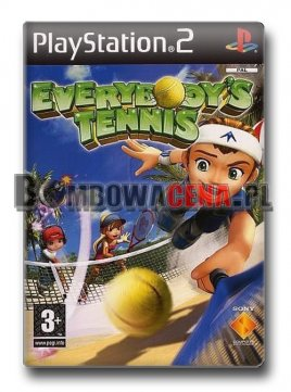 Everybody\'s Tennis [PS2]