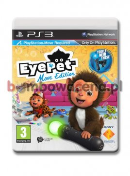 EyePet [PS3] PL, Move Edition