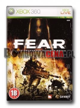 F.E.A.R.: First Encounter Assault Recon [XBOX 360]