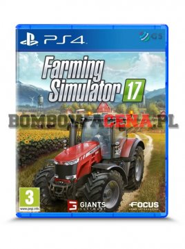Farming Simulator 17 [PS4] PL