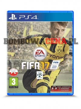 FIFA 17 [PS4] PL, NOWA