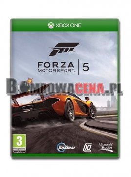 Forza Motorsport 5 [XBOX ONE] NOWA