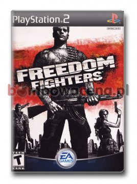 Freedom Fighters [PS2] NTSC USA