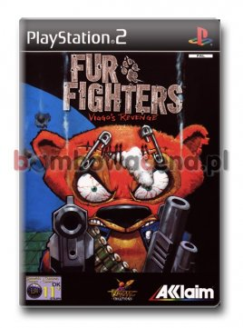 Fur Fighters: Viggo's Revenge [PS2]