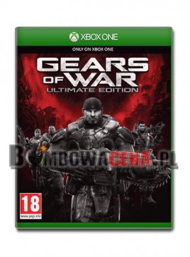 Gears of War: Ultimate Edition [XBOX ONE] PL