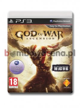 God of War: Ascension [PS3] PL