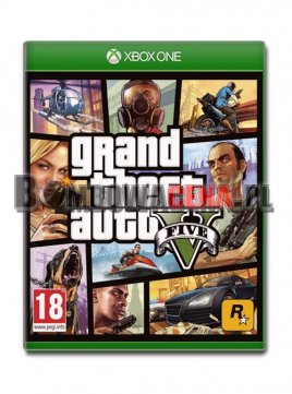 Grand Theft Auto V [XBOX ONE] PL