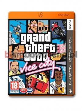 Grand Theft Auto: Vice City [PC] PL, kolekcja klasyki