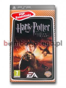 Harry Potter and the Goblet of Fire [PSP] Essential
