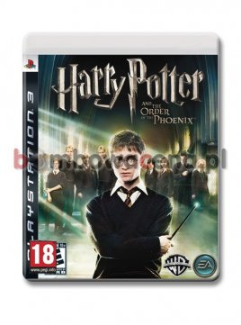 Harry Potter and the Order of the Phoenix [PS3]