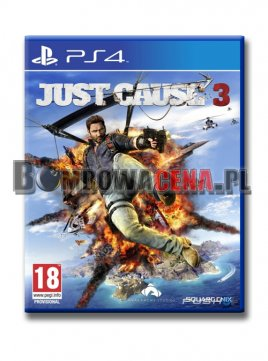 Just Cause 3 [PS4] PL, NOWA