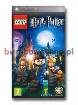 LEGO Harry Potter: Years 1-4 [PSP]