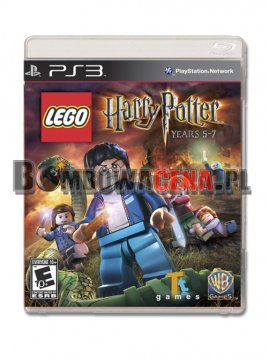 LEGO Harry Potter: Years 5-7 [PS3] PL