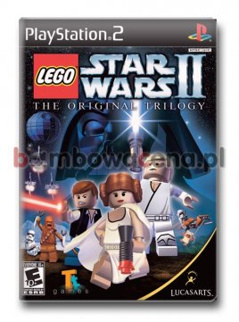 LEGO Star Wars II: The Original Trilogy [PS2] NTSC USA